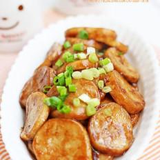 酱焖杏鲍菇