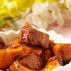 春筍紅燒肉的做法