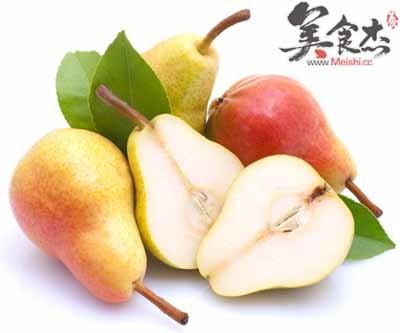 饭后吃梨可排出体内致癌物质Fv.jpg