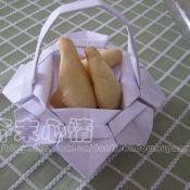 蘑菇杆饼干