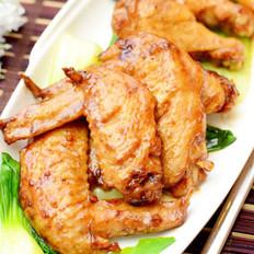 蚝油鸡翅的做法
