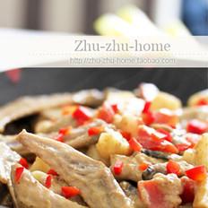 咖喱土豆鸭翅的做法