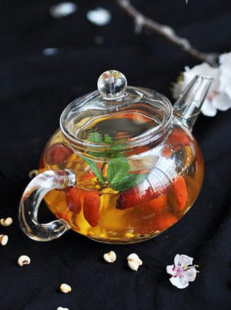 薏米茶的做法