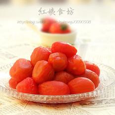 冰镇小番茄的做法