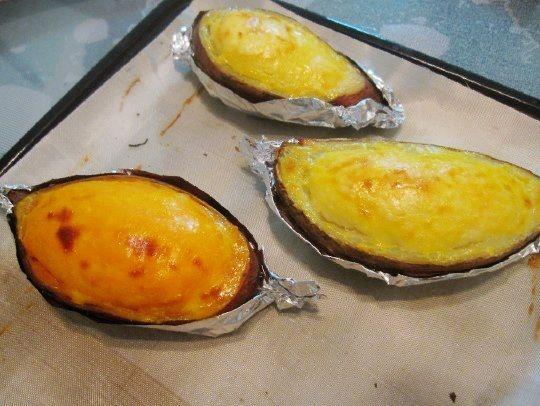 泥胡菜_芝士焗番薯,芝士焗番薯的家常做法 - 美食杰菜谱做法大全