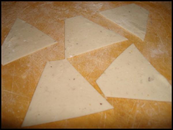 三角元宝折法步骤
