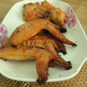 蜂蜜奧爾良烤翅的做法