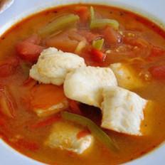 突尼斯鱼汤的做法