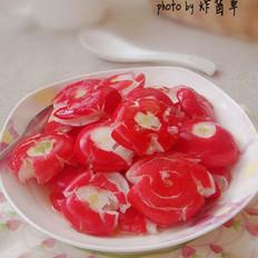 糖醋樱桃萝卜