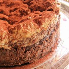 法式脆顶榛果巧克力蛋糕的做法