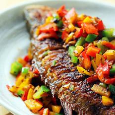 秘制复合酱料烤鱼的做法