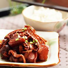 笋干红烧肉