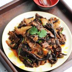 榛蘑回锅肉