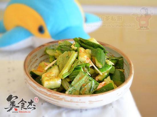 小白菜拌黄瓜Dj.jpg