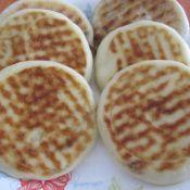 五香发面饼