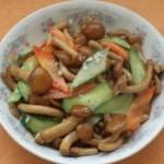 蒜香滑子菇