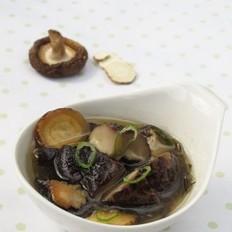 白芷炖香菇