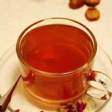 山楂玫瑰红糖水的做法