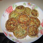 花椒芽土豆饼