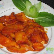 韩国辣酱白灵菇