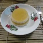 椰香千层糕的做法