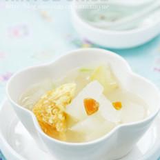 冬瓜蛋饺扇贝汤的做法