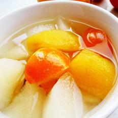 枇杷雪梨金桔汤
