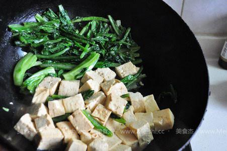 油麦菜烧豆腐Po.jpg