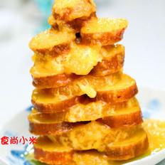 香橙红薯的做法