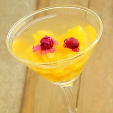玫瑰香橙汁的做法