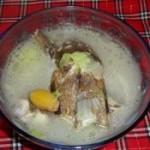 牛尾巴鱼汤的做法