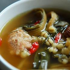 薏米仁汤的做法