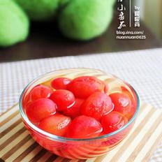 糖水小番茄的做法