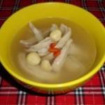 猪肚莲子汤的做法