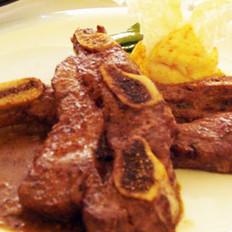 韩式烤牛排的做法