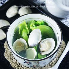 沙白芥菜汤