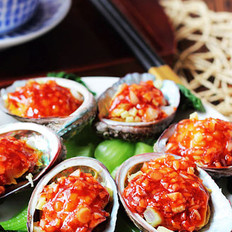 茄汁扒鲍鱼的做法