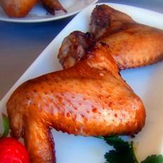 红酒烤鸡翅的做法