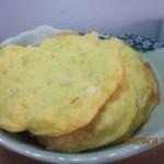 豆渣甘蓝小饼