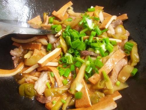 榨做法干炒肉的食谱块小坑菜豆的史第三a做法料理图片