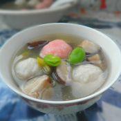 香菇肉珍珠丸