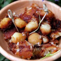 法式香煎土豆的做法