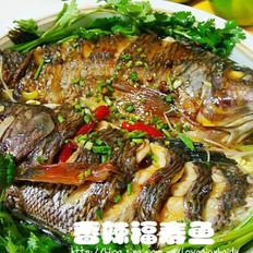 香辣福寿鱼
