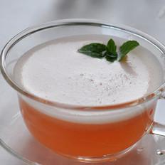 菠萝西红柿鲜汁的做法