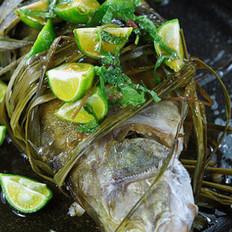 越式香茅烤鱼的做法