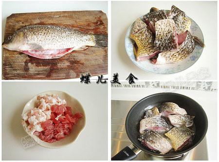 胶东风味家常菜:酱焖鲤鱼的做法