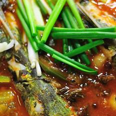 苗岭酸汤鱼的做法