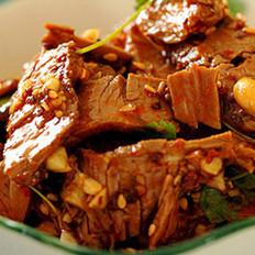 香辣酱牛肉的做法