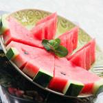 西瓜果盘的5种优雅切法