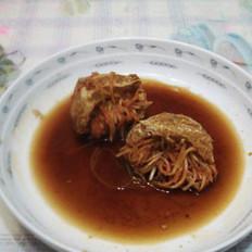 夹丝豆腐干的做法